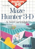 Maze Hunter 3-D (Sega Master System)